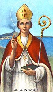 Da Mihi Animas: St. Januarius and the Blood Miracle
